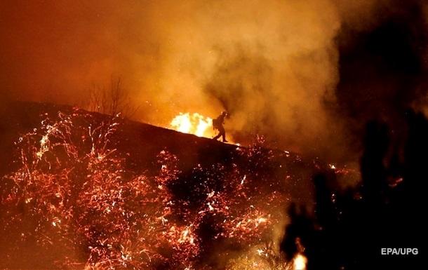 Дым от пожаров в США достиг Европы