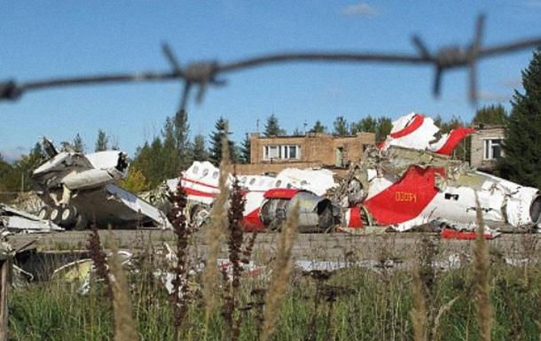 Польша требует ареста работавших при крушении Ту-154 диспетчеров