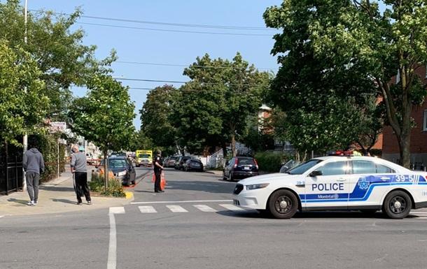 В Канаде автомобиль сбил девять человек, в том числе двоих детей