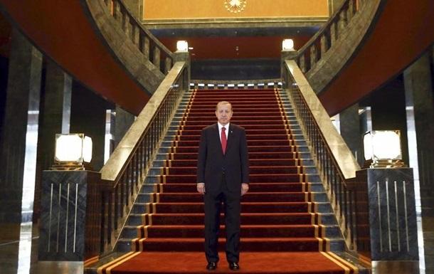 Палаци Ердогана на бюджетні гроші: що будує президент Туреччини