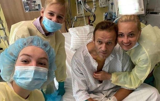 У Навального показали, где нашли отравивший его яд