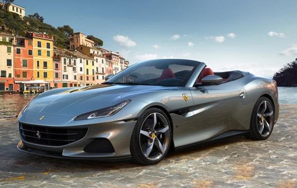 Ferrari представила купе-кабриолет Portofino M