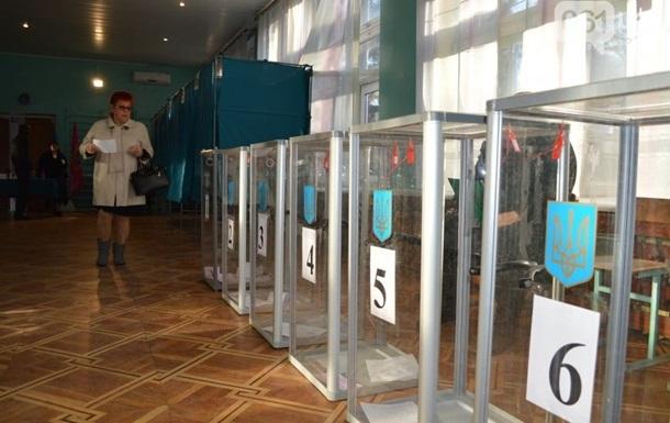 Местные выборы: партия За майбутне вошла в пятерку