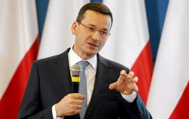 Польша предлагает создать фонд помощи Беларуси