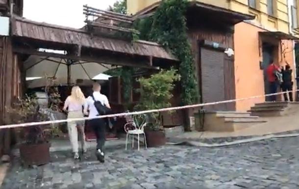 У Києві стався вибух у ресторані, є постраждалі