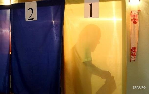 Опрос: Украинцы не интересуются местными выборами