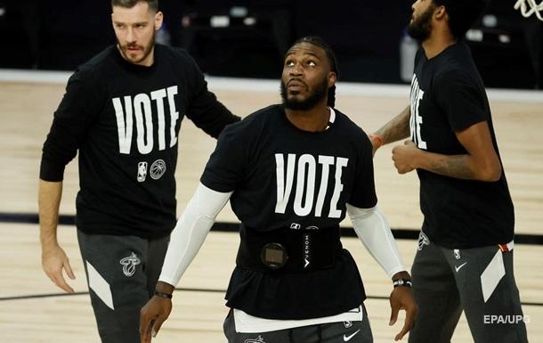 Матюки і спорт. Як американців кличуть голосувати