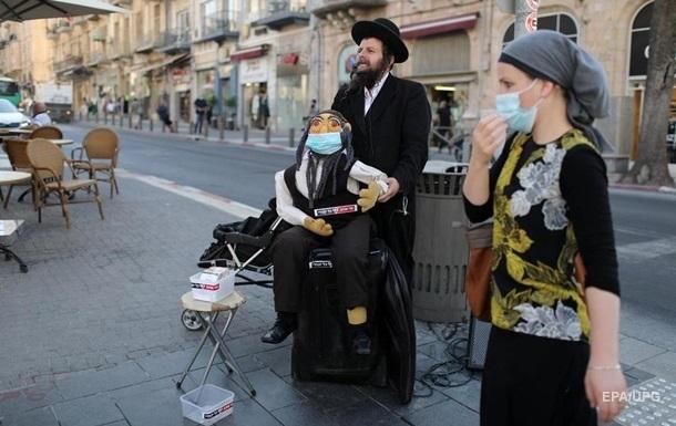 В Израиле первыми в мире закрылись на повторный карантин