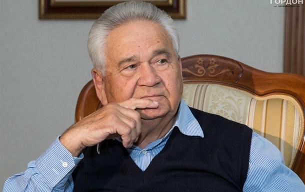 Фокін розповів про дзвінки з Донбасу