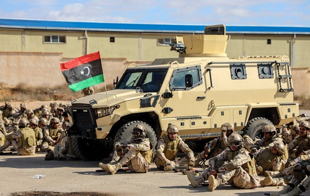 Ливийские мятежники начали переговоры с правительством