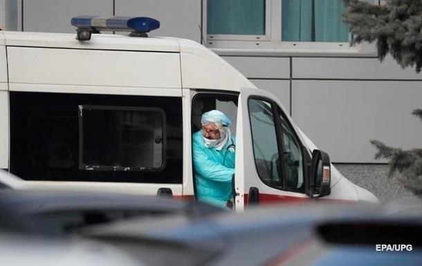 Київ наближається до 20000 випадків коронавірусу
