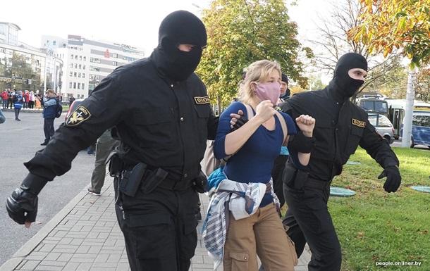 У Білорусі затримали учасників протестів