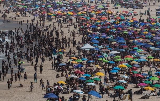 В Бразилии уже более 4,5 миллиона случаев коронавируса