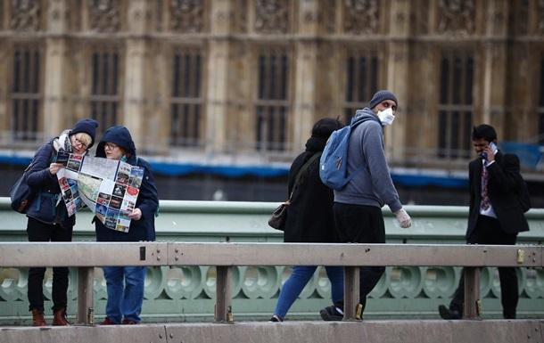 В Британии вновь вводят штрафы за нарушение самоизоляции