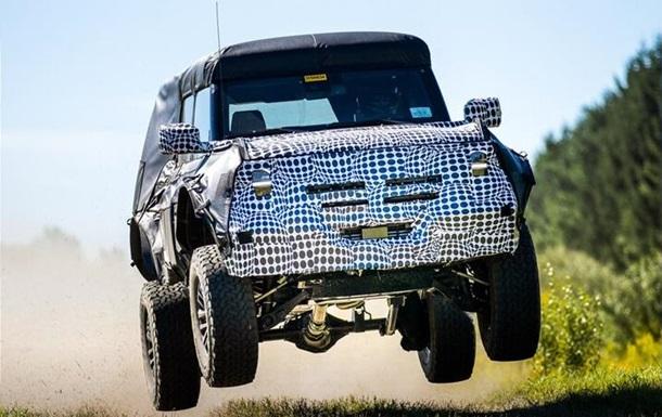 Ford запатентовал имя для нового внедорожника