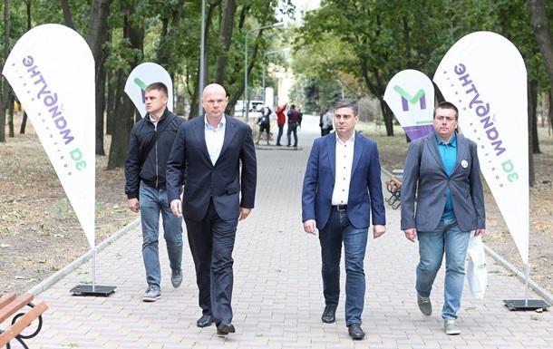 За майбутне станет альтернативой для Донбасса — Палица