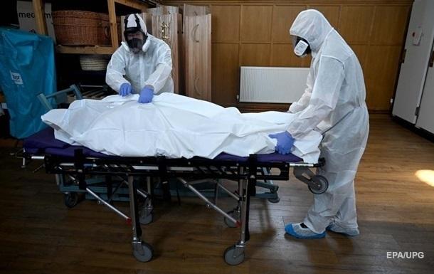 В Лондоне полагают, что пандемия в стране достигла критического уровня