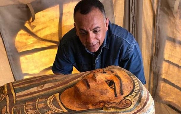 В Египте нашли десятки древних саркофагов