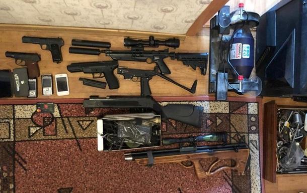 В Одеській області розкрили схему продажу вогнепальної зброї