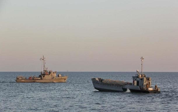 Объединенные усилия-2020: корабли ВМС Украины вышли в море