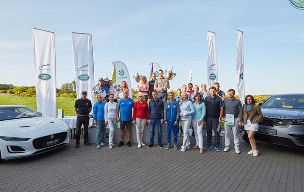 Определились победители Кубка Украины по гольфу