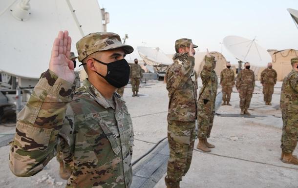 США развернули космические силы на Аравийском полуострове