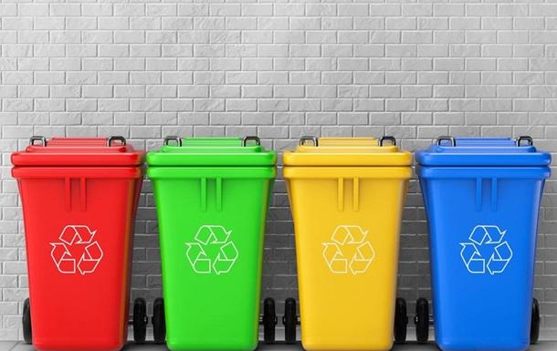 Приїдуть і заберуть: в Києві запускають безкоштовний сервіс сортування сміття