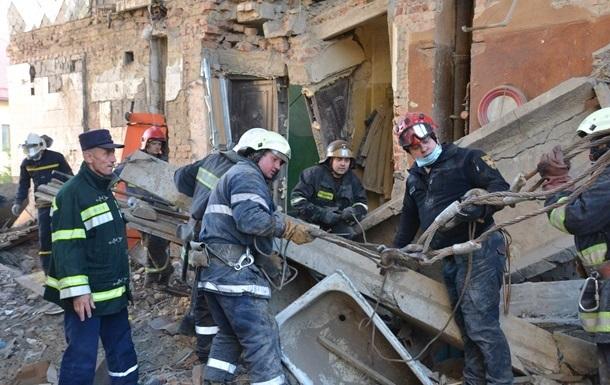 Обвал дома в Дрогобыче: все жители получили выплаты