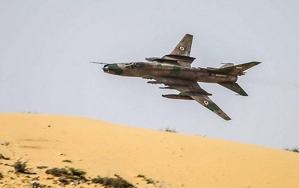 Уничтожение самолета Су-22 Сирии попало на видео