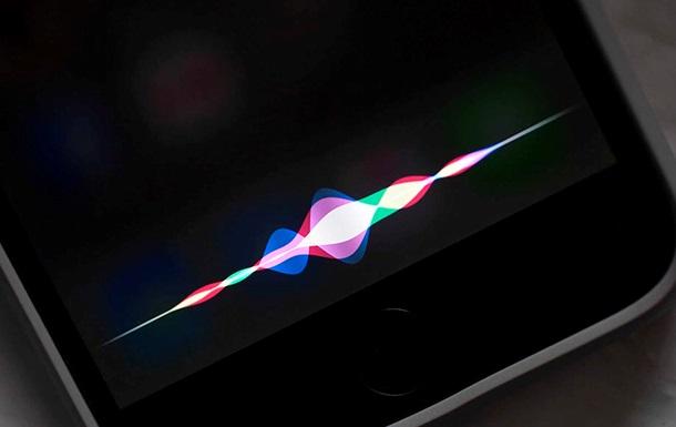 Apple научит Siri говорить по-украински