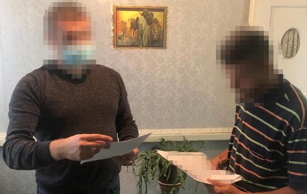 Жителя Закарпатья задержали за призывы  устранить  руководство Украины