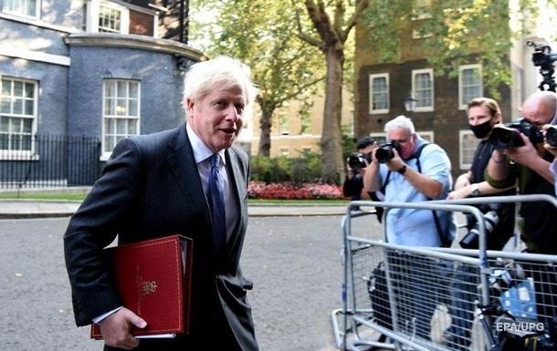 Джонсон обратился к нации из-за второй волны пандемии