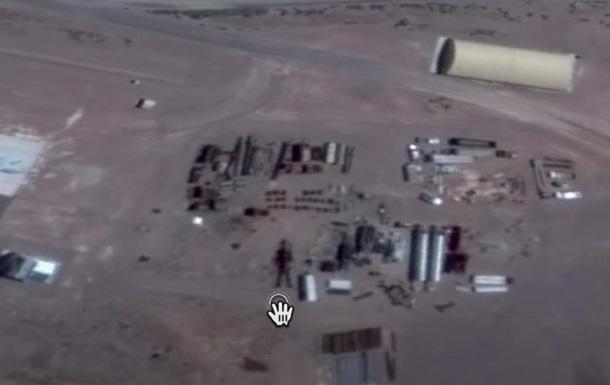 На Google-картах нашли гигантского робота