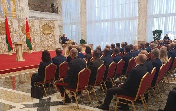 Лукашенко вступил в должность президента - БелТА