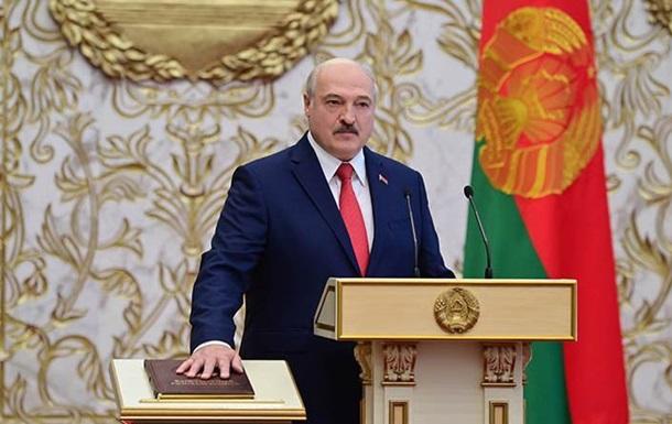 Опозиція назвала  злодійською сходкою  інавгурацію Лукашенка