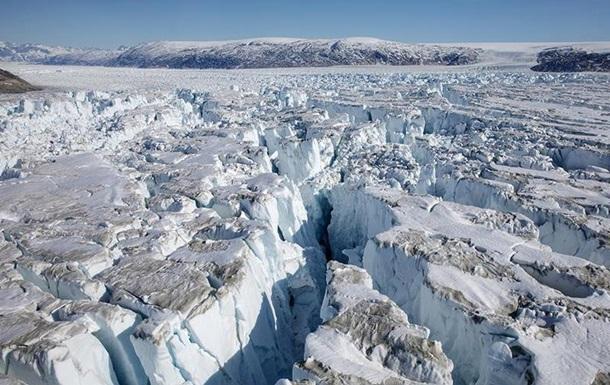 Зафиксирована рекордно низкая температура в Северном полушарии