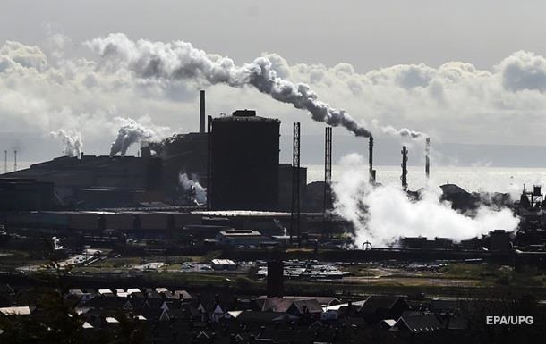 Украина запустит рынок торговли квот парниковыми газами