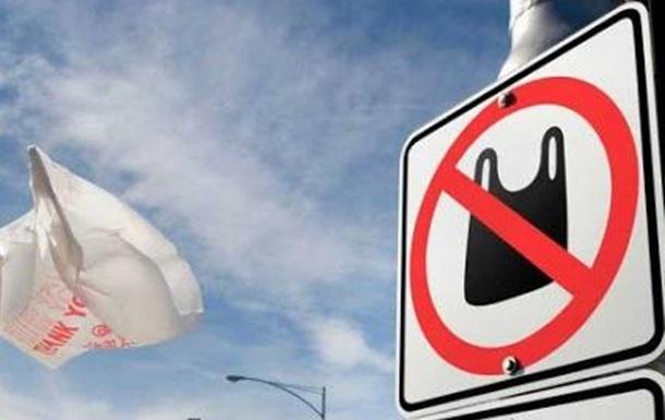 В Україні на людину припадає 500 викинутих поліетиленових пакетів на рік