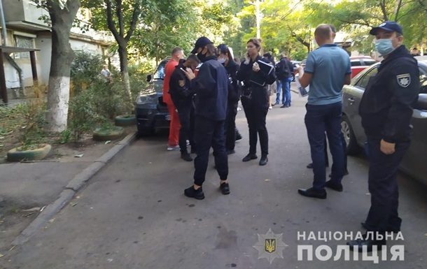 Вбивство в аптеці Одеси: поліція затримала підозрюваного