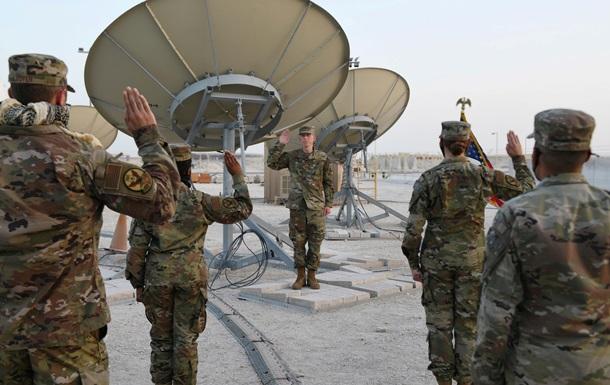 Космические войска США возле Ирана. Что это значит