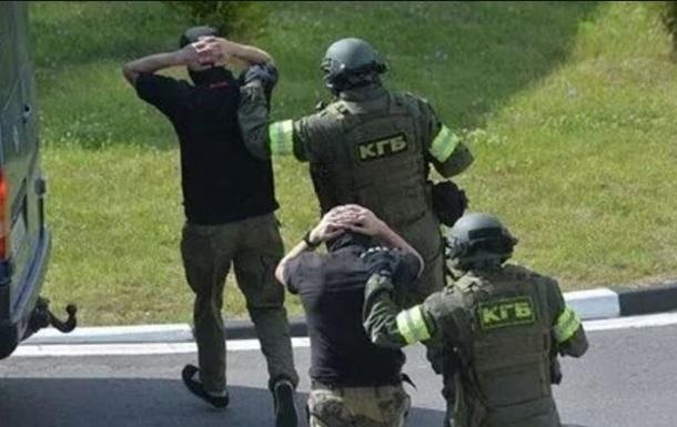 СБУ занималась вагнеровцами перед их задержанием в Беларуси - СМИ