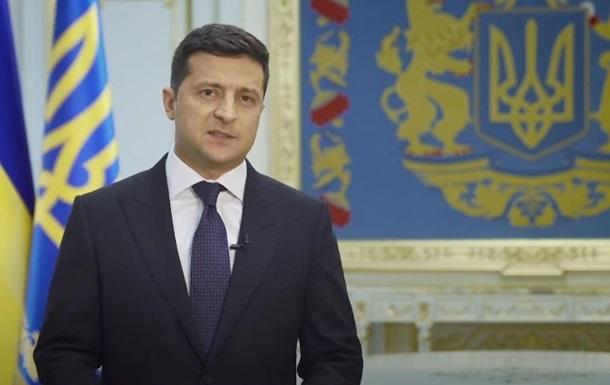 Зеленский: Украина активно борется с пропагандой