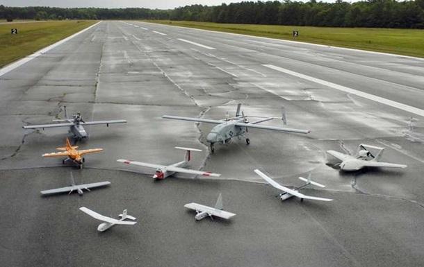 В Киеве построят аэропорт для беспилотников