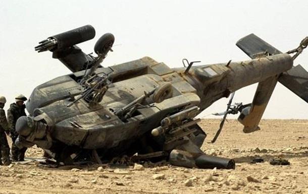 В Ливии разбился вертолет с «вагнеровцами»