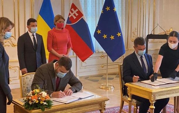 Украина и Словакия разблокировали аэропорт Ужгород