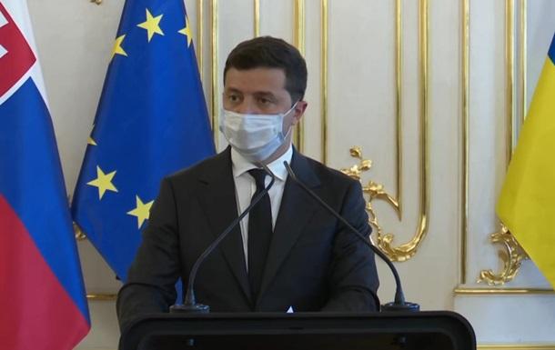 Зеленский прокомментировал события в Беларуси