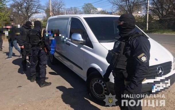 В Одессе задержали членов банды, похитивших миллион долларов