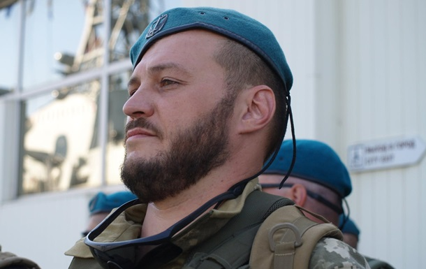 У лікарні помер морпіх, поранений снайпером на Донбасі