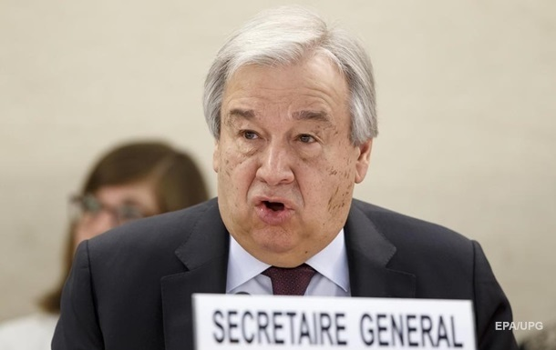 Коронавирус вышел из-под контроля - генсек ООН