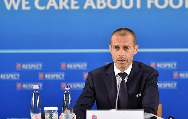 УЕФА разрешил пять замен в еврокубках
